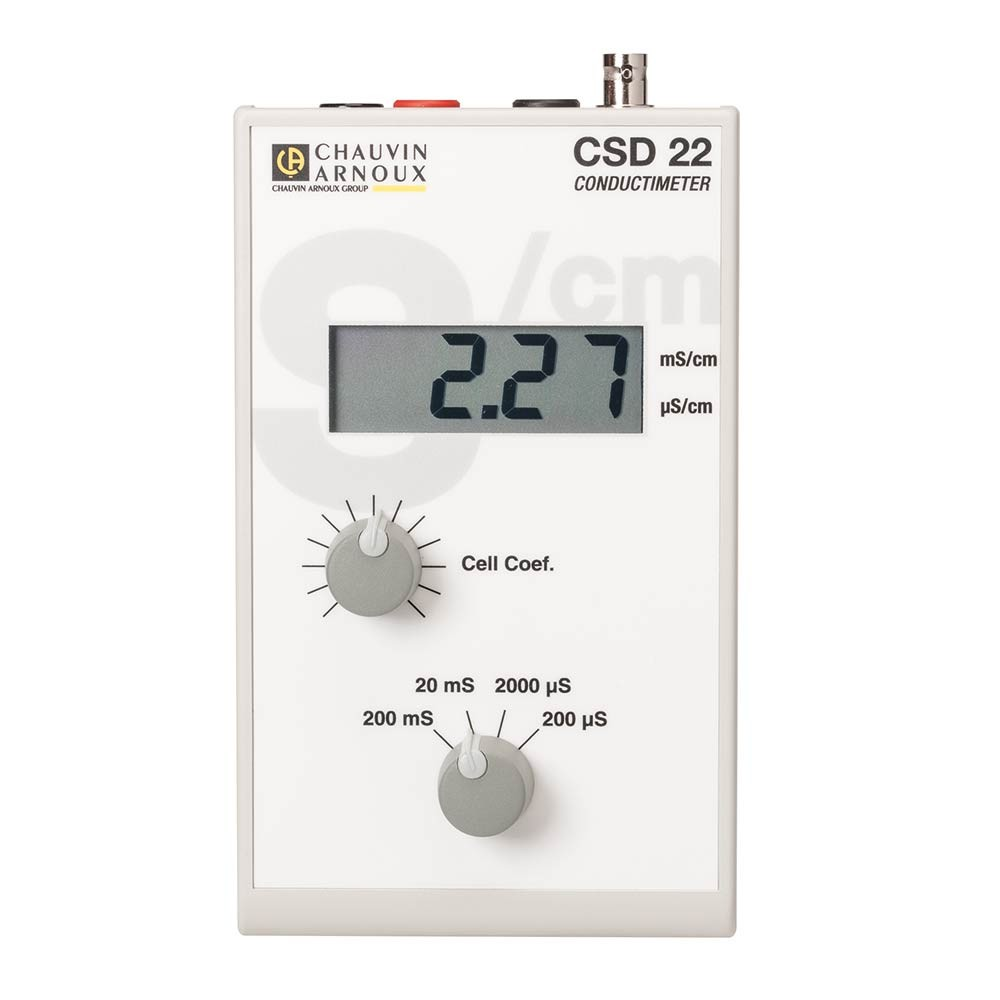 Leitfahigkeitsmessgerat CSD22