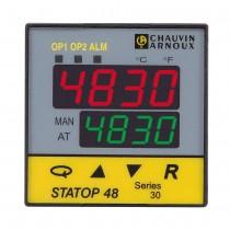 STATOP 4830 - Sortie ana. 0-10V, Alarme relais